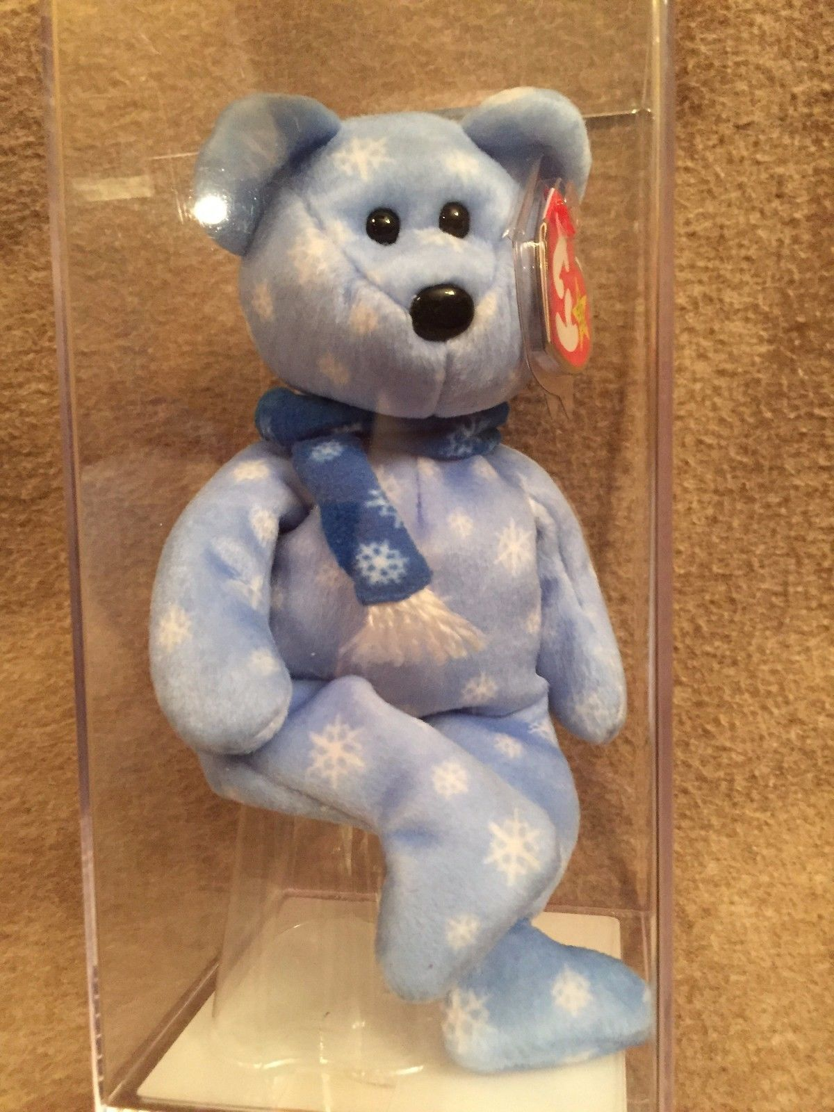 65083bcfae9 1999 Holiday Teddy Authenticated Beanie Babies Price Guide – Beanie ...