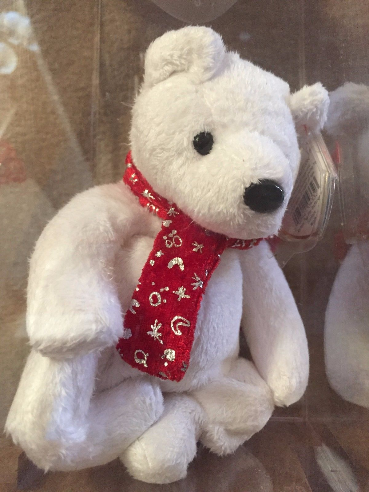 2000 Holiday Teddy Authenticated Beanie Babies Price Guide – Beanie ... ffe7e5769ddf