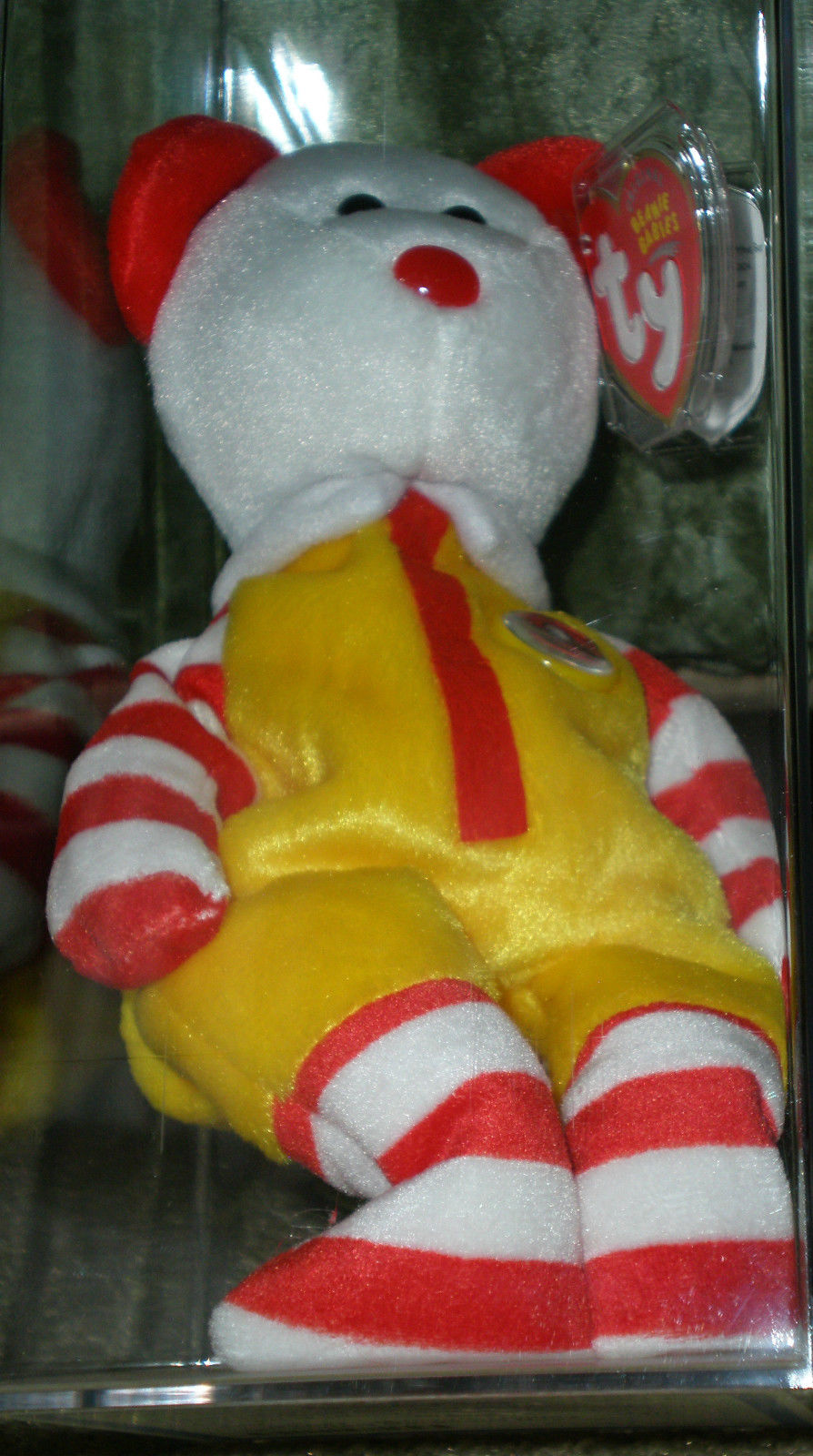 9e6f60f3813 Ronald McDonald Authenticated Beanie Babies Price Guide – Beanie ...